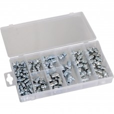 C0407 100 Piece Grease Nipples Assortment Set