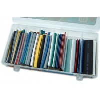 C0418 129 Piece Heat Shrink Set
