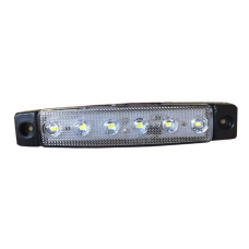 LG116 LED Clear Marker Light