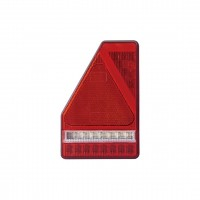 LG571 Right LED Triangle Shaped Combination Tail Light