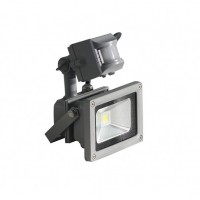 LG1019 10 Watt LED Outdoor Floodlight with PIR Sensor
