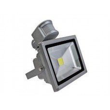 LG1023 50 Watt LED Outdoor Floodlight with PIR Sensor