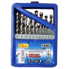 C9406 25 Piece Metal Drill Bit Set