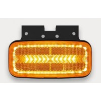 LG146 LED Amber Marker Light With Indicator