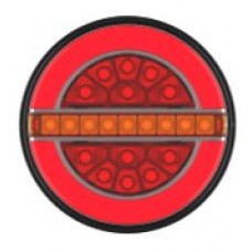 LG527 LED Burger Combination Tail Light with Dynamic Indicator