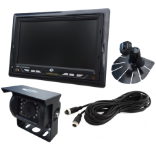 "LG9005 Wired Camera Kit (7"" Monitor)"
