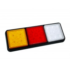 LG507 LED 3 Pod Combination Tail Light