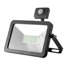 New outdoor lighting with sensor lg1119 10 watt outdoor light with sensor aloadofball Image collections