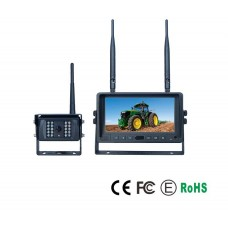 "LG9010 7"" Wireless Reversing Camera Kit 11/32v"